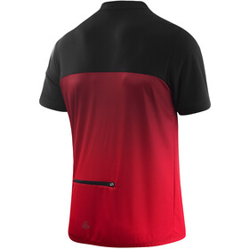 Löffler Flow Full-Zip Bike Shirt Men red